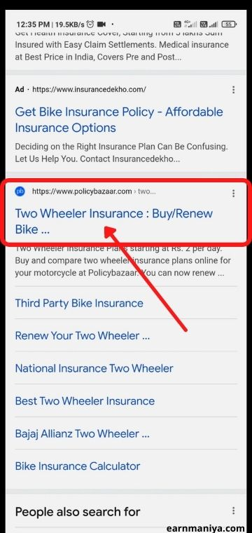 Policybazaar Bike Insurance